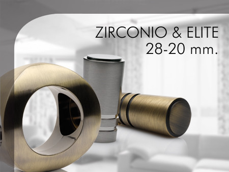 Zirconio & Elite 28 - 20 mm